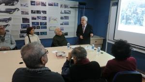 Foça'da Kubilay Olayı söyleşisi