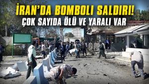 İran'da bombalı terör saldırısı!