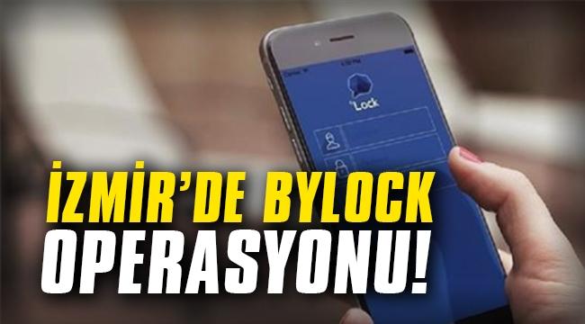 İzmir'de ByLock operasyonu!