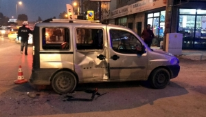 İzmir Konak'ta Yunus Timi Kaza Yaptı!