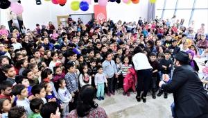 Bornova'da yarıyıl tatili çocuklar için ayrı bir keyif