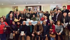 """Bornova'daki söyleşide """"Gazeteci Şairler"""" anlatıldı"""