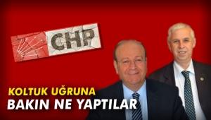 CHP'de aday gösterilmeyen başkanlar koltuk uğruna bakın ne yaptı