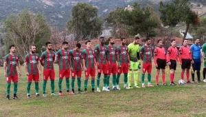 Foça Belediyespor Süper Amatör Lig Kırmızı Grup lideri