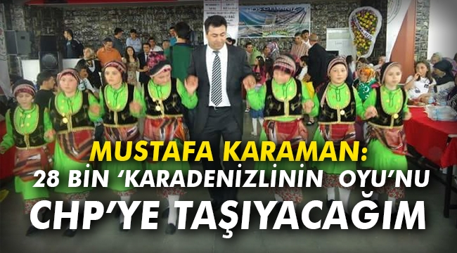 Mustafa Karaman: