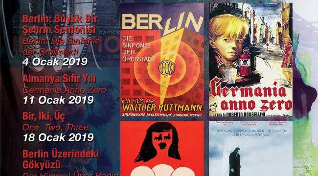 Sinematek'te Berlin rüzgarları