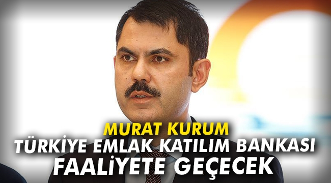 Türkiye Emlak Katılım Bankası Tekarardan Faaliyete Geçecek