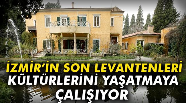 Türkiye'nin son Levantenleri kültürlerini yaşatmaya çalışıyor
