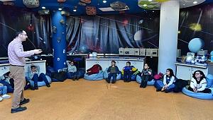 Bornovalı çocukların Mars'a yolculuk serüveni
