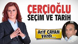 Çerçioğlu, seçim ve tarih!
