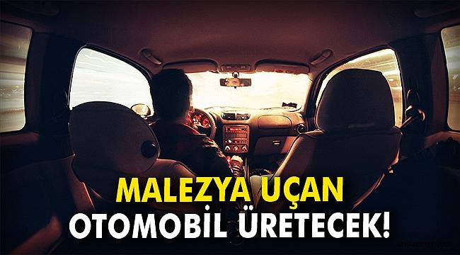 Malezya uçan otomobil üretecek