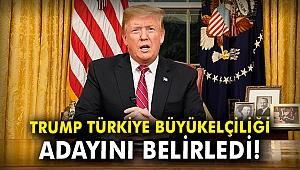 Trump Türkiye Büyükelçiliği adayını açıkladı