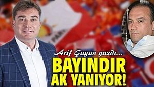 Bayındır AK Yanıyor!