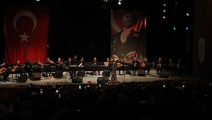 Bayraklı'da 8 Mart konseri