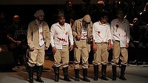 Bayraklı'da Çanakkale Şehitleri unutulmadı