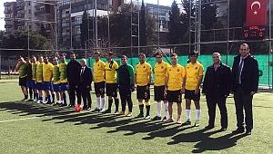 DSİ İzmir'de turnuva heyecanı