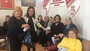 Elazığ Kültür ve Dayanışma Derneği şehit annelerini konuk etti