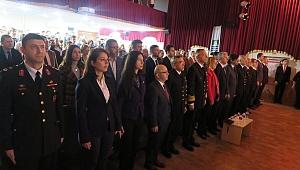 Foça'da İstiklal Marşı'nın kabulü ve Mehmet Akif Ersoy anıldı