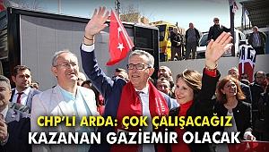 Halil Arda: Çok çalışacağız, kazanan Gaziemir olacak