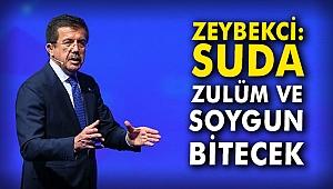 Nihat Zeybekci: Suda zulüm ve soygun bitecek
