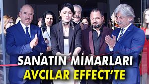 SANATIN MİMARLARI AVCILAR'DA
