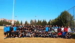 Torbalı gençleri Altay tesislerinde
