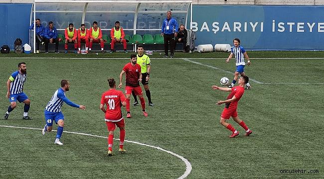 Aliağa Bld. Helvacı Spor 1 - Foça Belediyespor 1