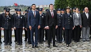 Başkan Gürbüz, Polis Haftası'nı kutladı