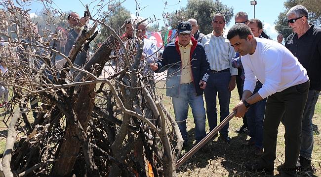 Başkan Ömer Günel hemşehrileri İle Nevruzu kutladı