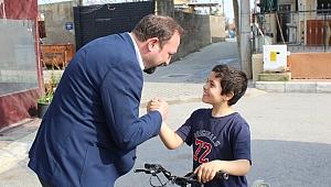 Çiğli'de çocuk şenliği