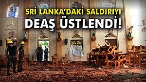 Sri Lanka'daki saldırıyı DAEŞ üstlendi