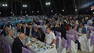 İESOB'nin iftar sofrasında buluştular