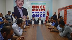 Ak Partili Kırkpınar'dan partililere İstanbul mesajı