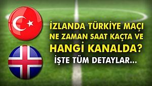 İzlanda Türkiye maçı ne zaman saat kaçta ve hangi kanalda? İşte tüm detaylar...