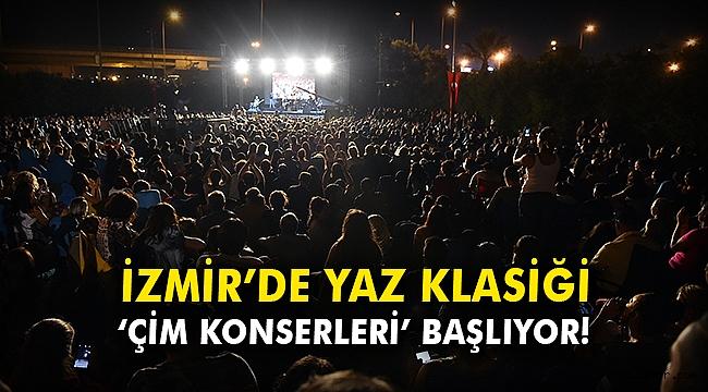 İzmir'de yaz klasiği