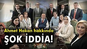 Ahmet Hakan hakkında şok iddia!