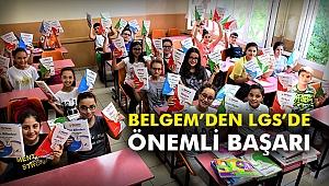 BELGEM'den LGS'de önemli başarı