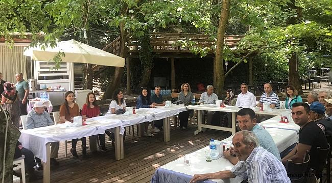 Huzurevi sakinleri Beydağ'a gezi düzenlendi