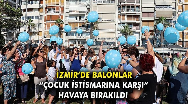İzmir'de balonlar