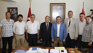 Konak Belediyesi ile Tire Belediyesi Kardeşlik bağlarını güçlendirdi