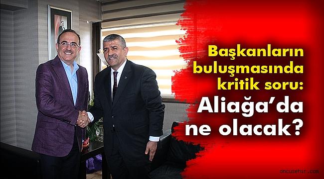 MHP ve AK Parti İl Başkanlarından 'Aliağa' açıklaması