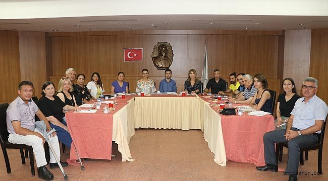 Tire Belediyesi Engelliler Birimi çalışmalarına başladı