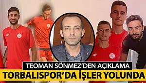 Torbalıspor'da lig öncesi transfer harekatı