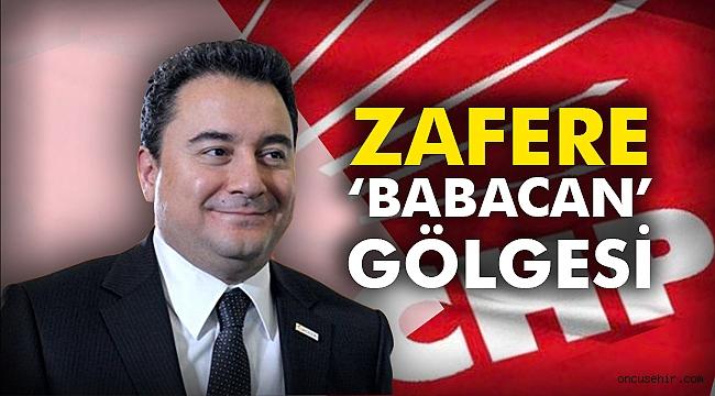 Zafere 'Babacan' gölgesi