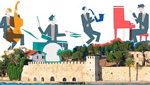 Foça'da Caz Şöleni müzikseverleri mest edecek