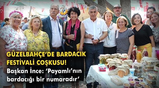 Güzelbahçe'de Bardacık Festivali Coşkusu!