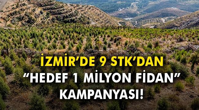 İzmir'de 9 STK'dan