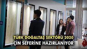 Türk doğaltaş sektörü 2020 Çin seferine hazırlanıyor