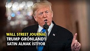 Wall Street Journal: Trump Grönland'i satın almak istiyor