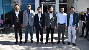 AK Gençlik İzmir'de 3 atama!